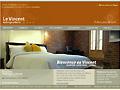 HôTELS : B&B hôtel à Québec - Le Vincent