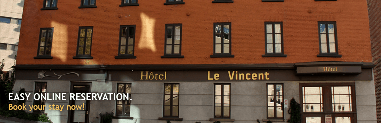 Le Vincent Urban Hotel - Easy online reservation.
